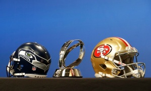 Seahawks 49ers Football